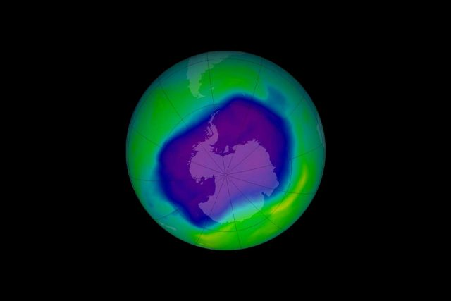 Ozone Layer is Healing, Could Fully Recover