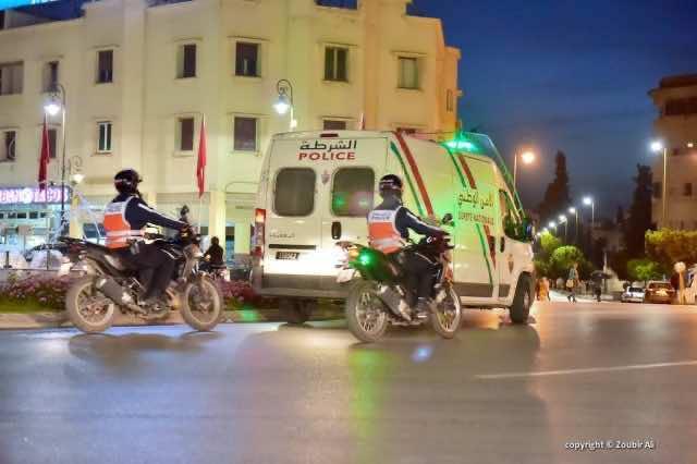 Police Arrest 5 Instigators of Fez Demonstration Amid State of Emergency