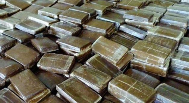 Police Seize 854 Kg of Cannabis Resin in Guerguerat