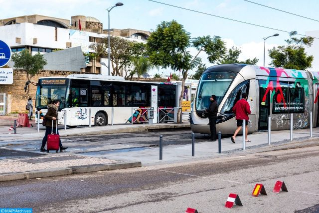 Public Transport in Morocco to Be Available Under Strict Conditions