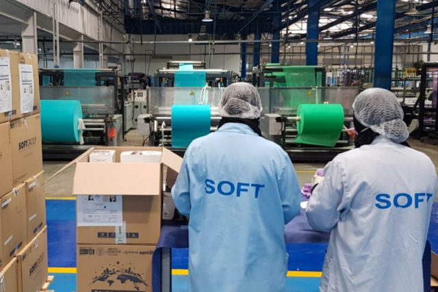 Soft Tech to Grant 10 Million Protective Masks to Moroccan Government