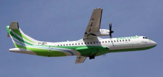 Spanish Airline Binter Launches Flight Between Canary Islands, Guelmim