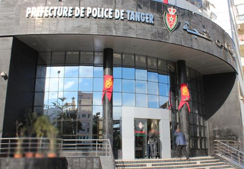 Tangier's Police Arrested 4,957 Suspected Criminals in One Month