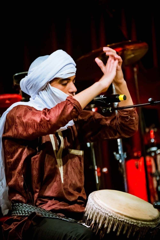 Tarwa N-Tiniri Youth Music Band That Represents Morocco Internationally