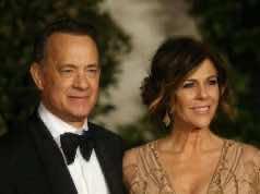 American Actor Tom Hanks, Wife Rita Wilson Test Positive for COVID-19