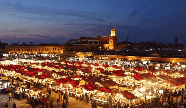 TripAdvisor Names Marrakech Most Popular Tourist Destination in Africa