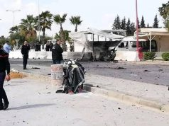 tunisia suicide attack embassy