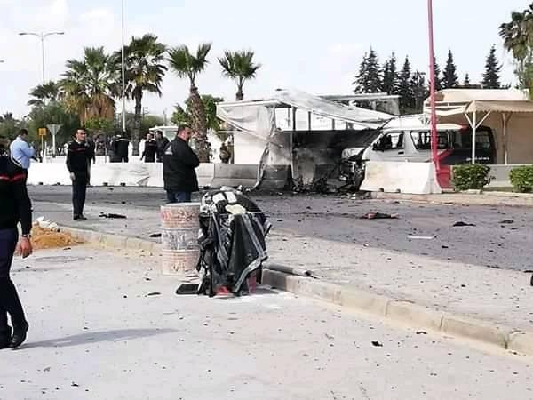 tunisia suicide attack embassy