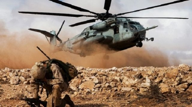 US Military Downsizes African Lion as COVID-19 Spreads