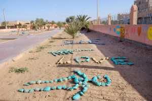 Empty Streets Illuminate Morocco's Commitment to Combatting COVID-19