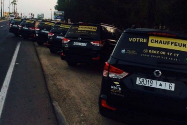 Votre Chauffeur initiative for COVID-19