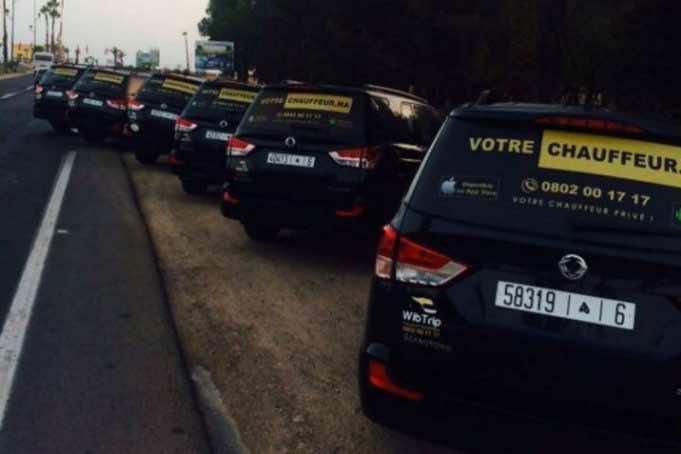 Votre Chauffeur initiative for COVID-19