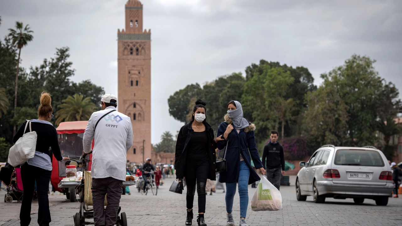 Morocco Records 37 New COVID-19 Cases for Total of 516