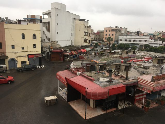 Morocco's State of Emergency Enters Into Force