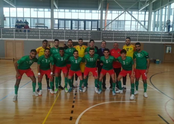 Morocco Beats the US, Wins 2020 International Futsal Tournament