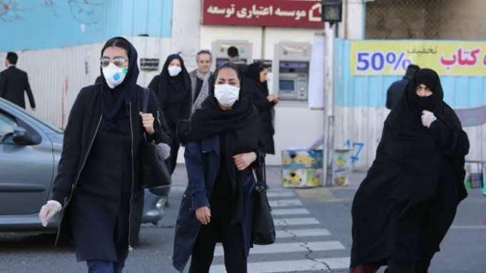 Tehran Iran coronavirus covid 19