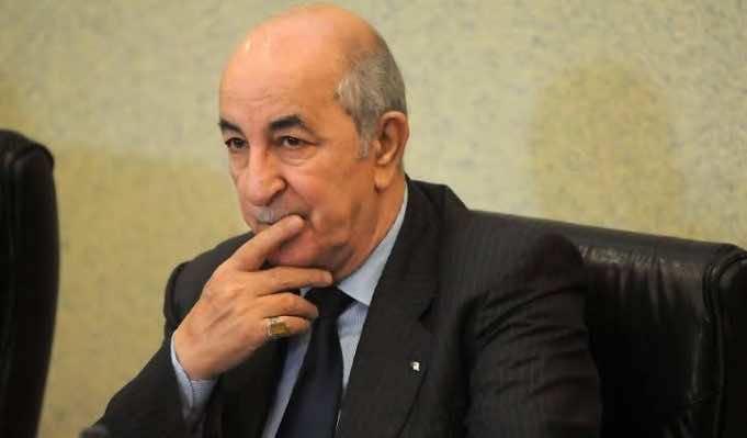 Algerian President Takes Back Control of Western Sahara File