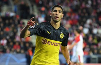 Agent Denies Hakimi Extended Contract with Real Madrid