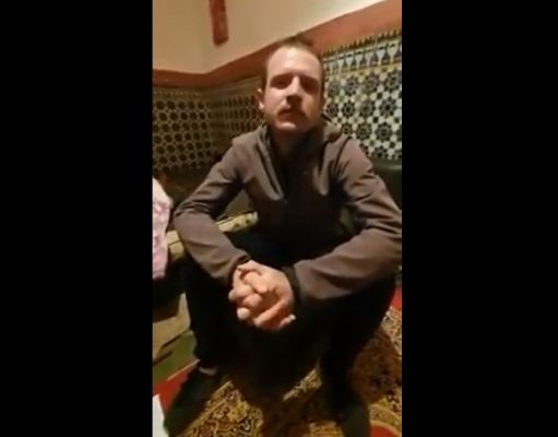 Video: Moroccan Pharmacist Hurls Abuse at American Tourist Over COVID-19