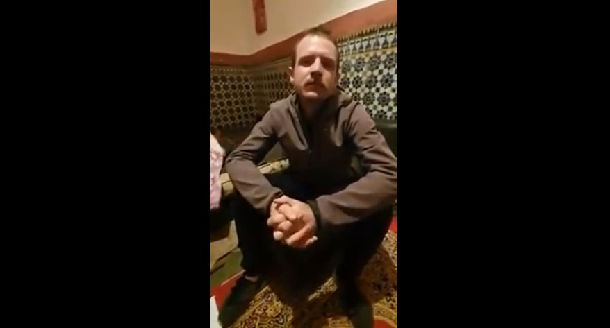 Video: Foreign Tourist in Morocco Attacked, Accused of Spreading COVID-19