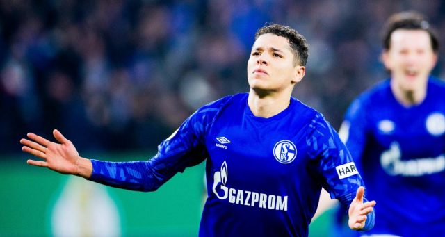 Barcelone FC in Talks with Schalke 04 Over Amine Harit