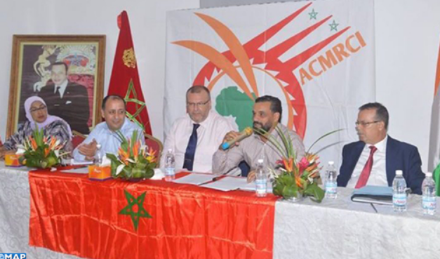 Association in Cote D'Ivoire Offers Financial Aid to Moroccan Diaspora