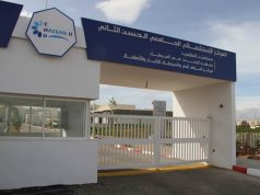 COVID-19: Fez Hospital Adopts Strict Disinfection Procedures
