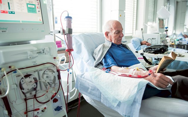 CNOPS Digitalizes Treatment-Request for Dialysis Sessions