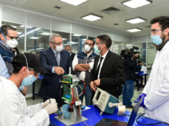 COVID-19; Casablanca Factory Produces 100% Moroccan Ventilators