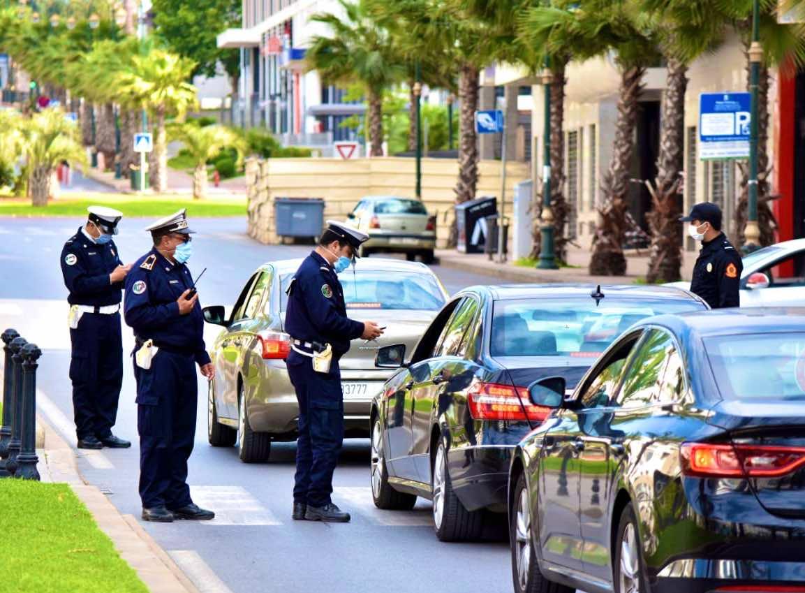 Casablanca Police Arrest Entire Family for Violating COVID-19 Lockdown