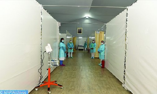 Casablanca to Host Temporary Field Hospital for COVID-19 Patients