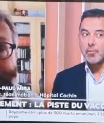 Colonialist French Doctors Suggest Testing COVID-19 Vaccine on Africans