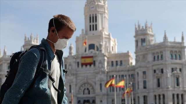 Spain's COVID-19 Death Toll Reaches 14,555