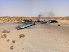 drones in libya