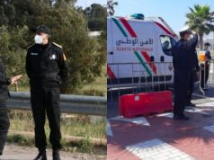 El Hammouchi Inspects Police Checkpoints, Morally Supports Officers