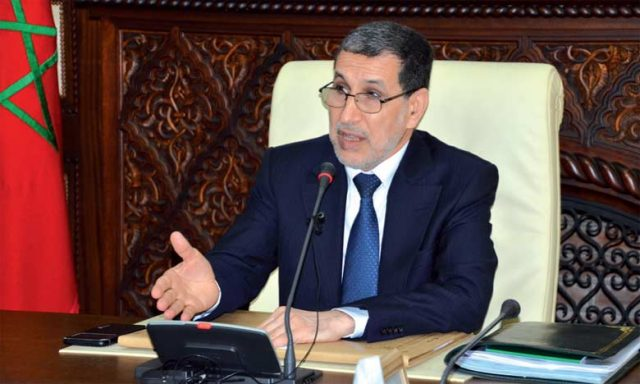 El Othmani Announces 3-Day Deduction From Civil Servant Salaries