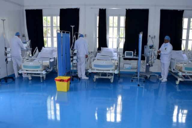 FAR Field Hospital in Casablanca Ready to Receive COVID-19 Patients