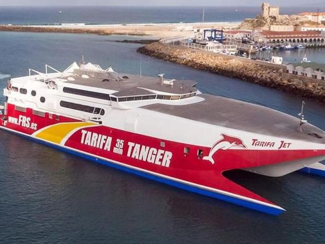 FRS Transported 40,000 Tons of Goods Between Morocco, Spain in 4 Weeks