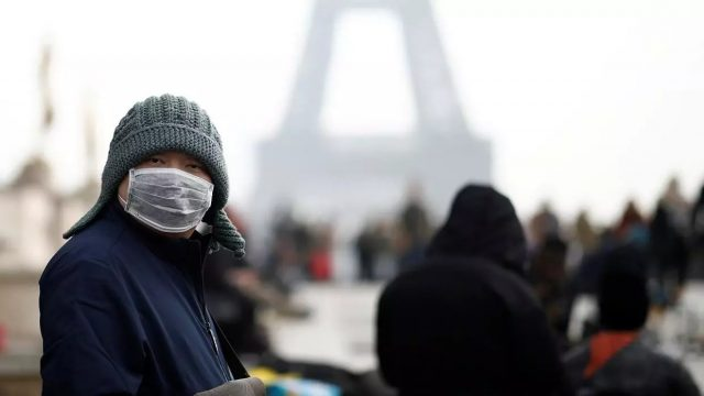 France's COVID-19 Death Toll Surpasses 10,000