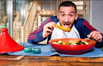Hakim Ziyech Shares Family Recipe for Moroccan Tagine