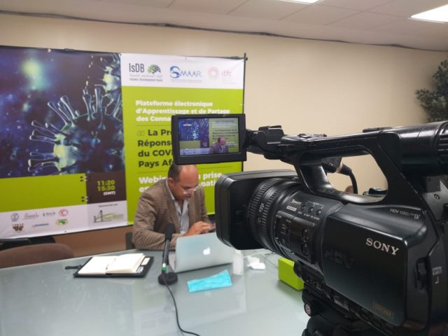 Morocco, Partners Launch Platform to Assist Africa's COVID-19 Response