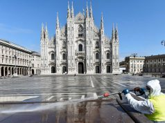 Italy's COVID-19 Death Toll Hits 17,669 as Case Count Sees 25-Day Low