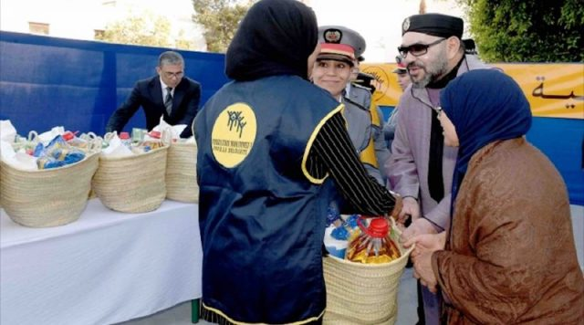 King Mohammed VI Launches Ramadan Food Distribution for the Needy
