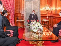 King Mohammed VI Leads by Example, Demonstrates Importance of Face Masks