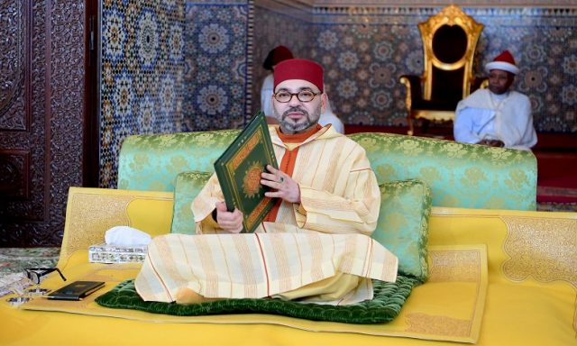 King Mohammed VI Sends Ramadan Wishes to Muslim World