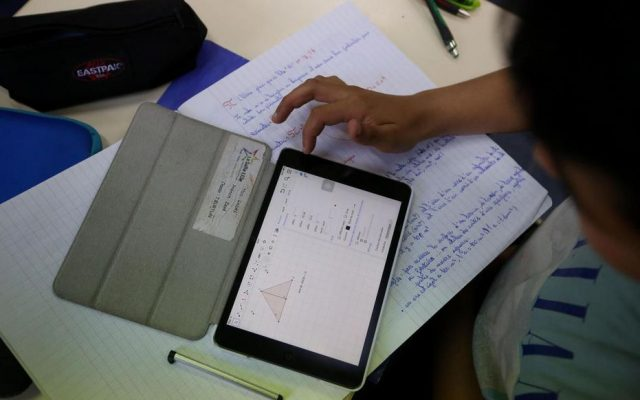 MCISE Provides Tablets to Disadvantaged Students in Southern Morocco