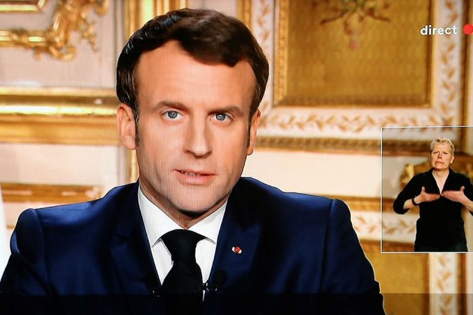 Macron Suggests Canceling African States' Debts in Face of COVID-19