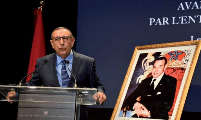Moroccan Ambassador Youssef Amrani Calls for Africa's Solidarity to Fight COVID-19