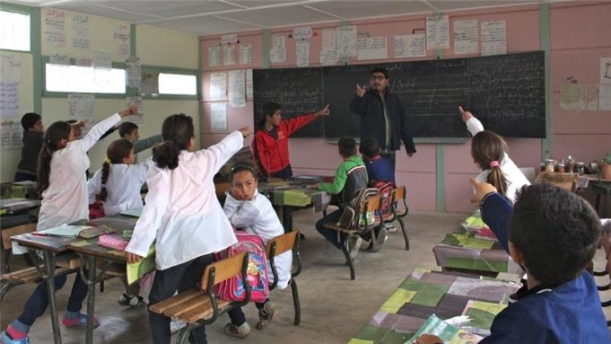 Moroccan Education Ministry Gives One Week off School