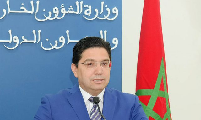 Moroccan FM Repatriation of Moroccans Stranded Abroad is Imminent